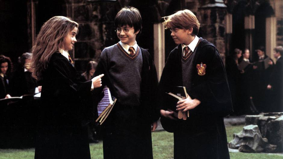 """Die """"Harry Potter""""-Bücher sind absolute Klassiker und immer lesenswert"""