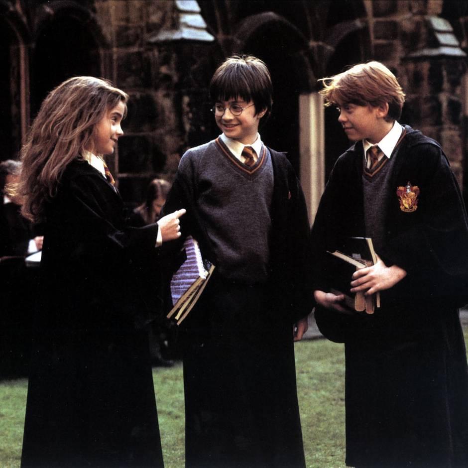 """Magische Lektüre: Über 20 Jahre """"Harry Potter"""": Warum wir die Bücher jetzt noch einmal lesen"""