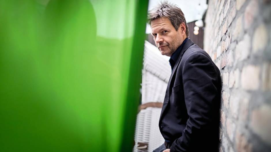 Robert Habeck: Kann der Grünen-Vorsitzende Kanzler werden?