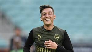 Mesut Özil heiratet am Freitag in Istanbul seine Freundin Amine Gülse