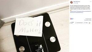 Ist die Zahl auf der Waage wirklich wichtig? Ein 12-Jähriger findet: Nein!