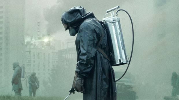 Das Reaktorunglück versinnbildlicht den kommenden Zerfall der UdSSR.