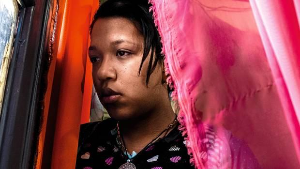Lucía istinzwischen 16 Jahre alt