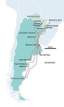 Aus den grenznahen Gebieten Paraguays und aus Brasilien werden Mädchen und Frauen nach Buenos Aires verschleppt, aber viele kommen auch von allein dorthin – auf der Suche nach Glück. Die Mafia verteilt sie an Bordelle in der Hauptstadt, den großen Städten am Meer und bis hin nach Patagonien.
