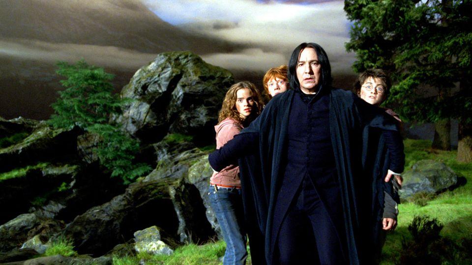 """Im dritten Teil der """"Harry Potter""""-Bücher ist nachts keiner sicher"""