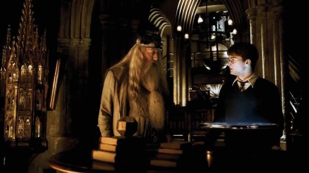 """In """"Harry Potter und der Halbblut Prinz"""" begibt sich Harry in die Vergangenheit"""