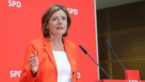 Kommissarische SPD-Chefin Dreyer warnt vor Hoffnungen auf Koalitionsbruch