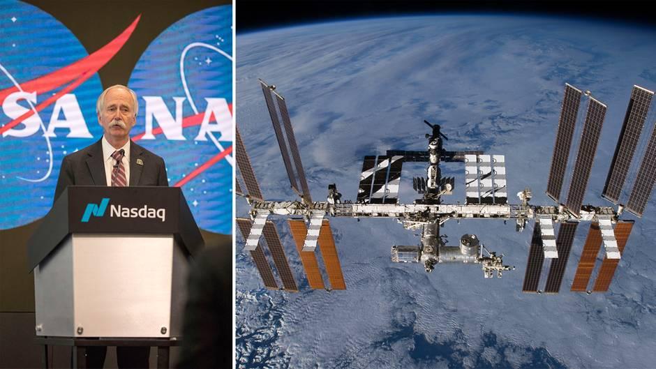 Privat-Astronauten: Urlaub im All: NASA nimmt Touristen mit – und die Preise sind astronomisch