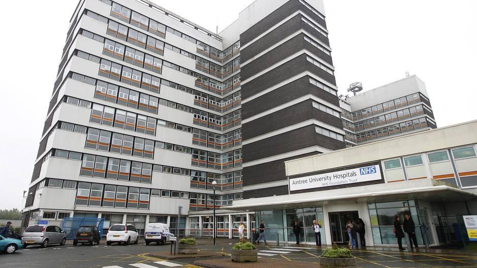 Aintree Hospital Listerien