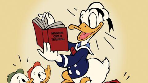 Comic-Ente wird 85: Donald Duck: die Ente, die in der Wehrmacht diente und in Finnland verboten war