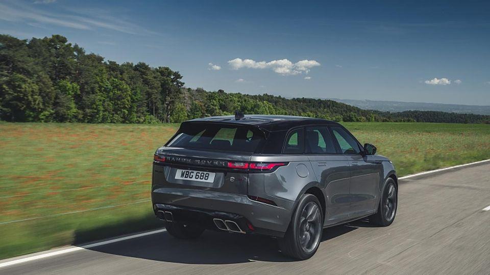 Range Rover Velar SV Autobiography