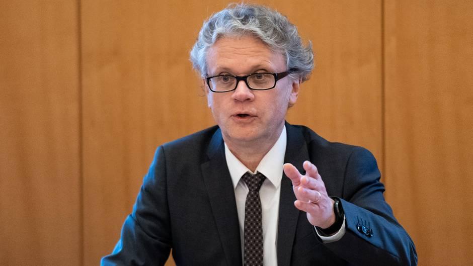 Johannes Caspar, Hamburgischer Beauftragter für Datenschutz