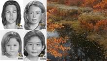 Die Gesichtsrekonstruktionen der vier Opfer wurden 2013 vom National Center for Missing & Exploited Children entworfen