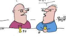 Cartoon von Tobias Schülert