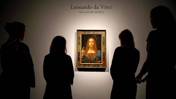 """""""Salvator Mundi"""", das teuerste Gemälde der Welt, soll wieder aufgetaucht sein"""
