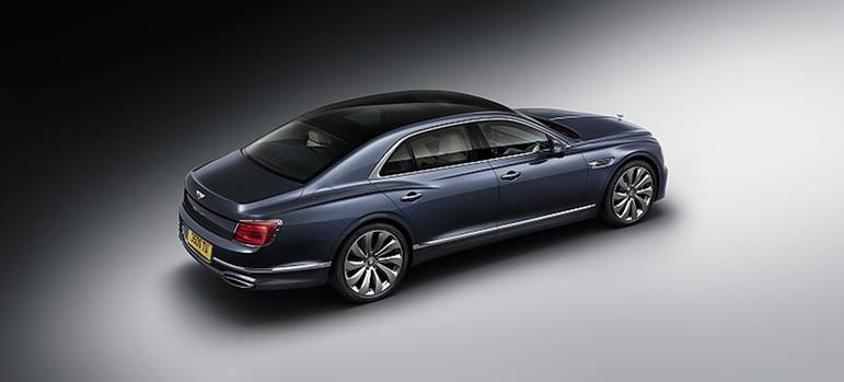 New Bentley Flying Spur 2020