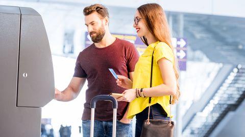 Geldabheben im Ausland kann teuer sein