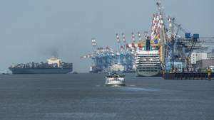 Containerhafen Bremerhaven