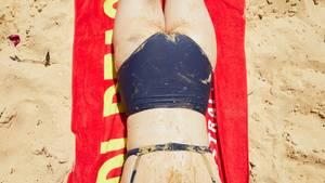 Alles voll mit Sand? Dafür muss unsere Autorin nicht extra in den Urlaub fahren
