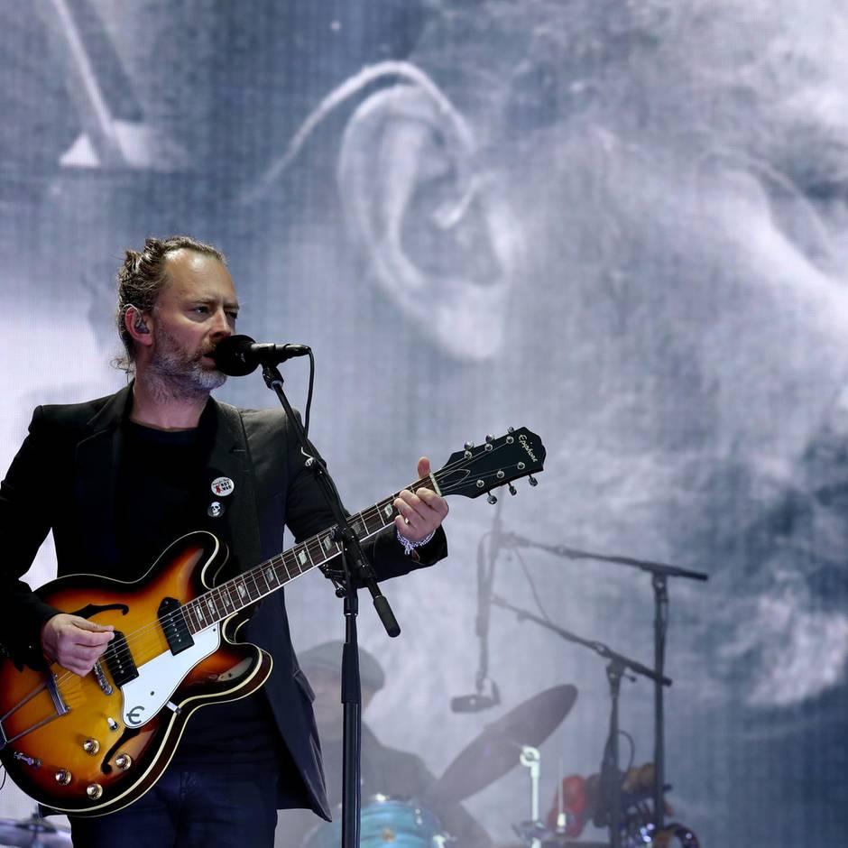 Unveröffentlichtes Song-Material: Radiohead werden nach Computer-Hack erpresst und reagieren genial
