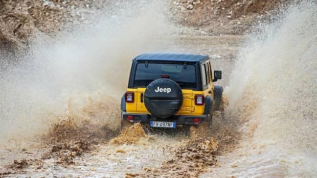 Jeep Wrangler 2.0 T-GDI
