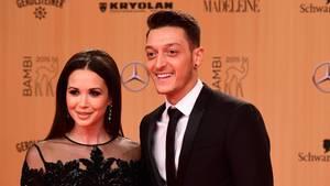 Mandy Capristo und Mesut Özil waren von 2013 bis 2014 ein Paar