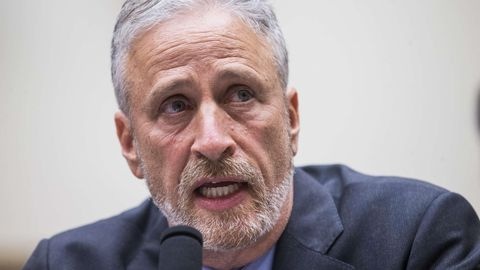 """Der frühere Moderator der """"Daily Show"""", Jon Stewart"""