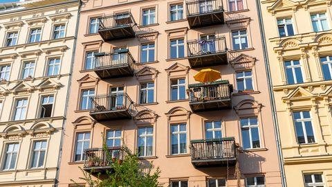 Altbauwohnungen in Berlin