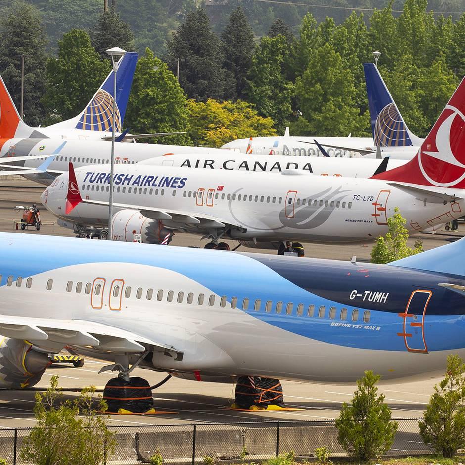 Nach Abstürzen: Boeing 737 Max: Wie der Unglücks-Jet die Reisebranche in die Bredouille bringt
