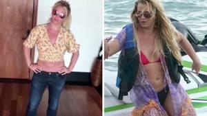 Britney Spears wehrt sich gegen gephotoshoppte Paparazzi-Fotos