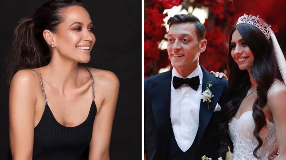 Mandy Capristo wünscht frisch getrautem Ex-Freund Mesut Özil alles Liebe zur Hochzeit