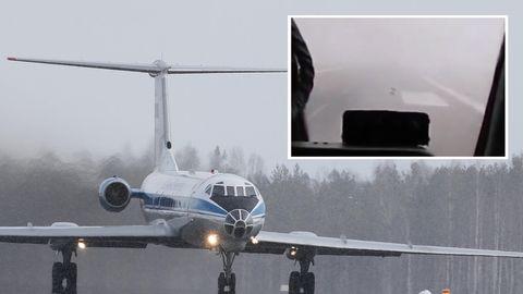Tupolew Tu-134A: Russische Piloten landen bei dichtem Nebel – Können oder Wahnsinn?