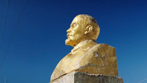Eine Lenin-Büste: Unter Lenins Nachfolger Josef Stalin erlebte die Sowjetunion eine wahre Schreckensherrschaft