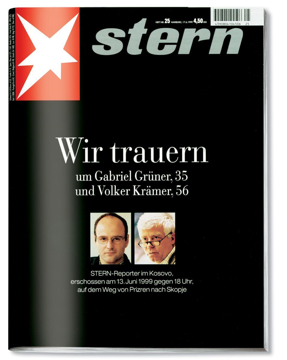 stern-Titel vom Juni 1999