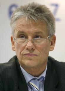 Kriminalist Reinhard Chedor