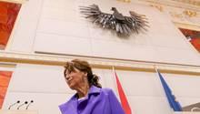 Österreich: Brigitte Bierlein