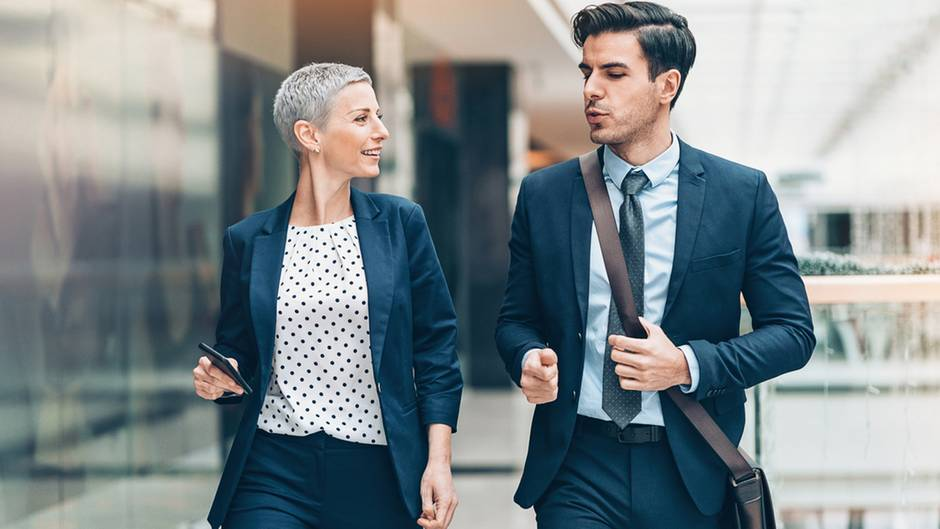 Der Vorname kann im Job mächtiger wirken als man so meint