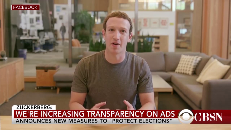 Marc Zuckerberg Deepfake