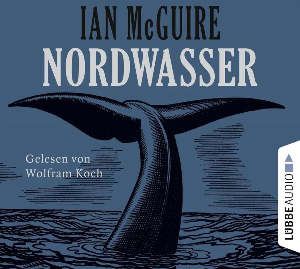 Ian McGuire Nordwasser  Die ungekürzte Hörbuchfassung ist knapp zehn Stunden lang und ist zum Download bei Audibleerhältlich.