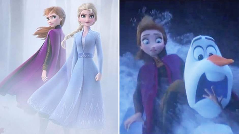 Die Eiskönigin 2: Elsa und Anna kehren in der Fortsetzung zurück