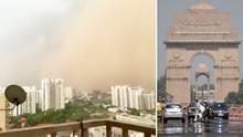 Indien: 48 Grad und Sturmböen mit 170 Km/h – Extremwetter macht Indern zu schaffen