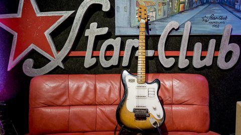 Gitarre eines Beatles-Mitglieds