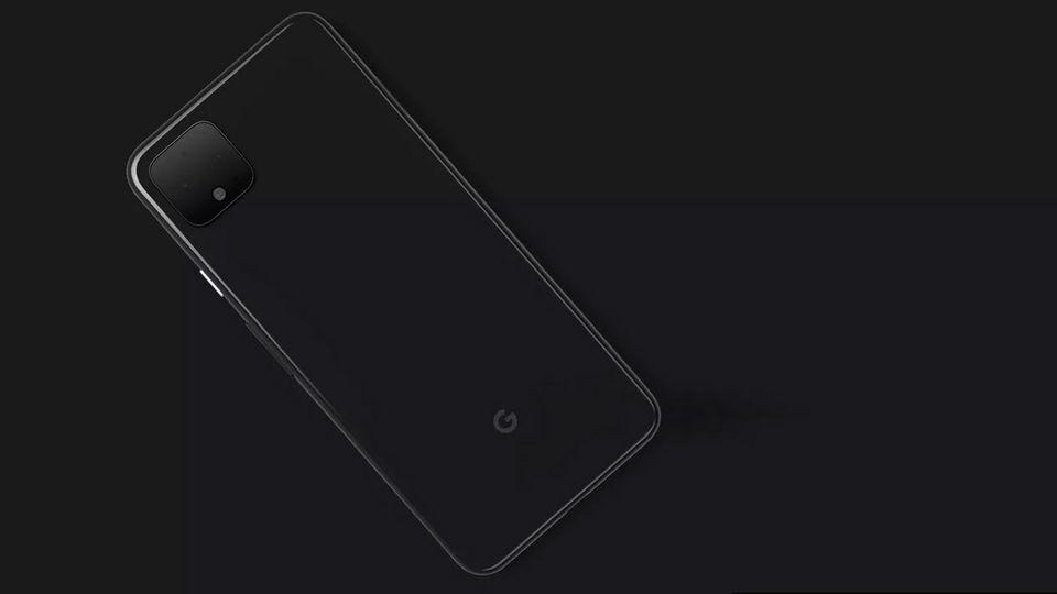Das Pixel 4 von Google