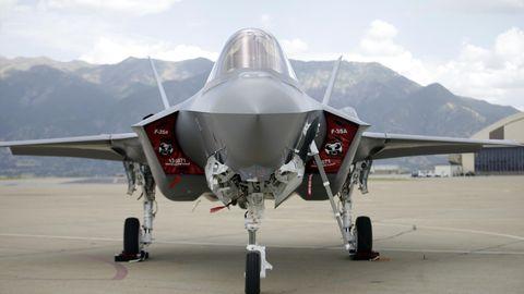 Sollte das China-Radar wie behauptet funktionieren, wäre die Tarnung der F-35 wirkungslos.