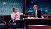 """Youtuber Rezo hat seinen ersten Auftritt bei Jan Böhmermann und """"Neo Magazin Royale"""""""