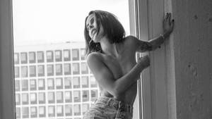 Lena Meyer-Landrut präsentiert sich sexy