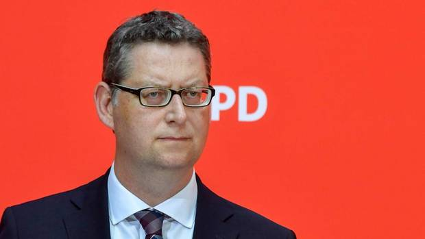Thorsten Schäfer-Gümbel geht die Grünen an