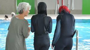 Burkinis sindin Koblenzer Schwimmbädern wieder erlaubt