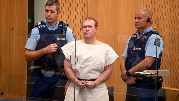 Mutmaßlicher Christchurch-Attentäter plädiert auf nicht schuldig
