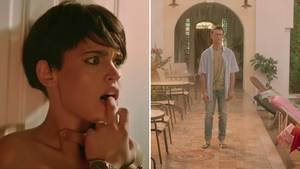 "Szenen aus dem Film ""Oh, Ramona!"""